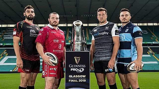 Glasgow v Leinster
