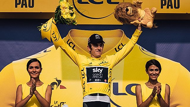 Geraint Thomas: Vive le Tour!
